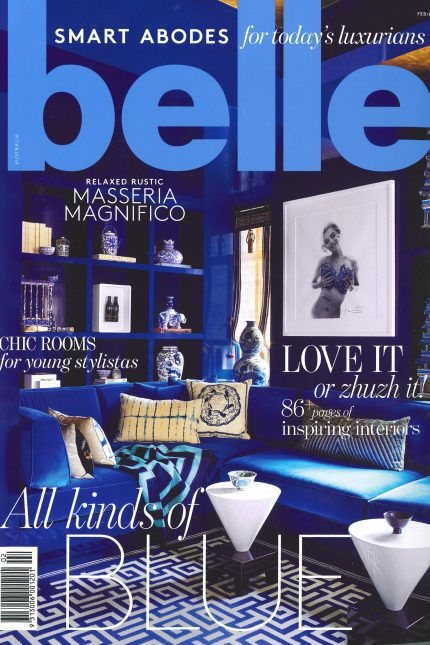 Cover Belle
