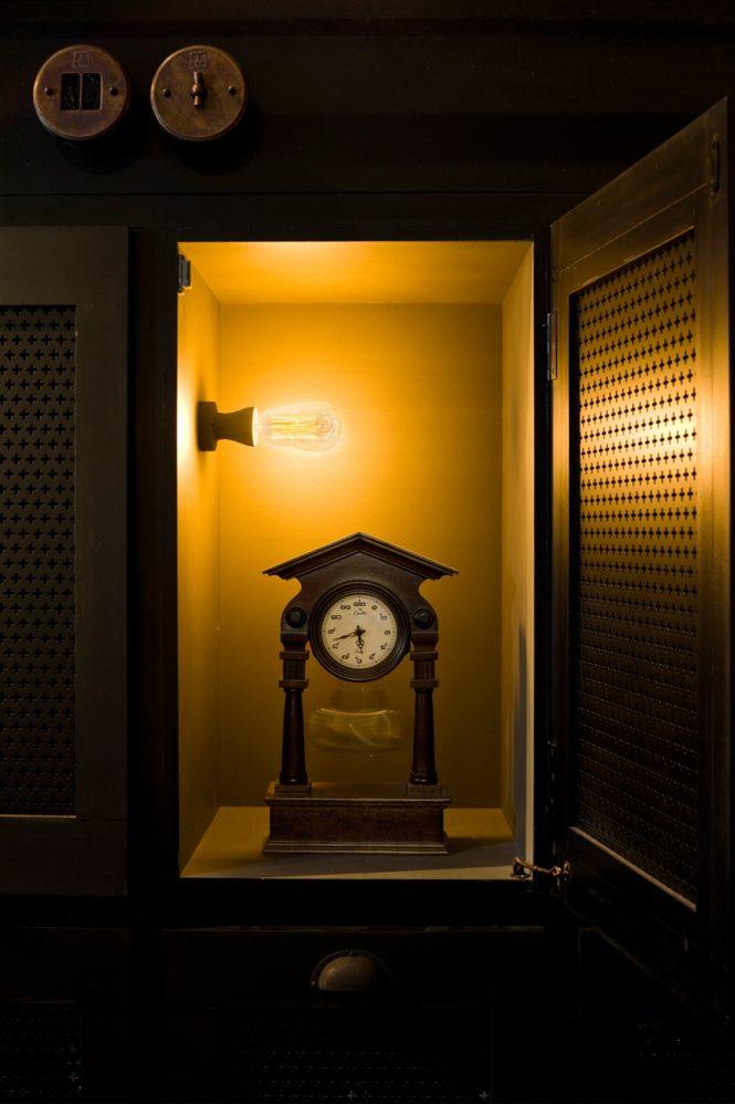Kha Clock Cameo
