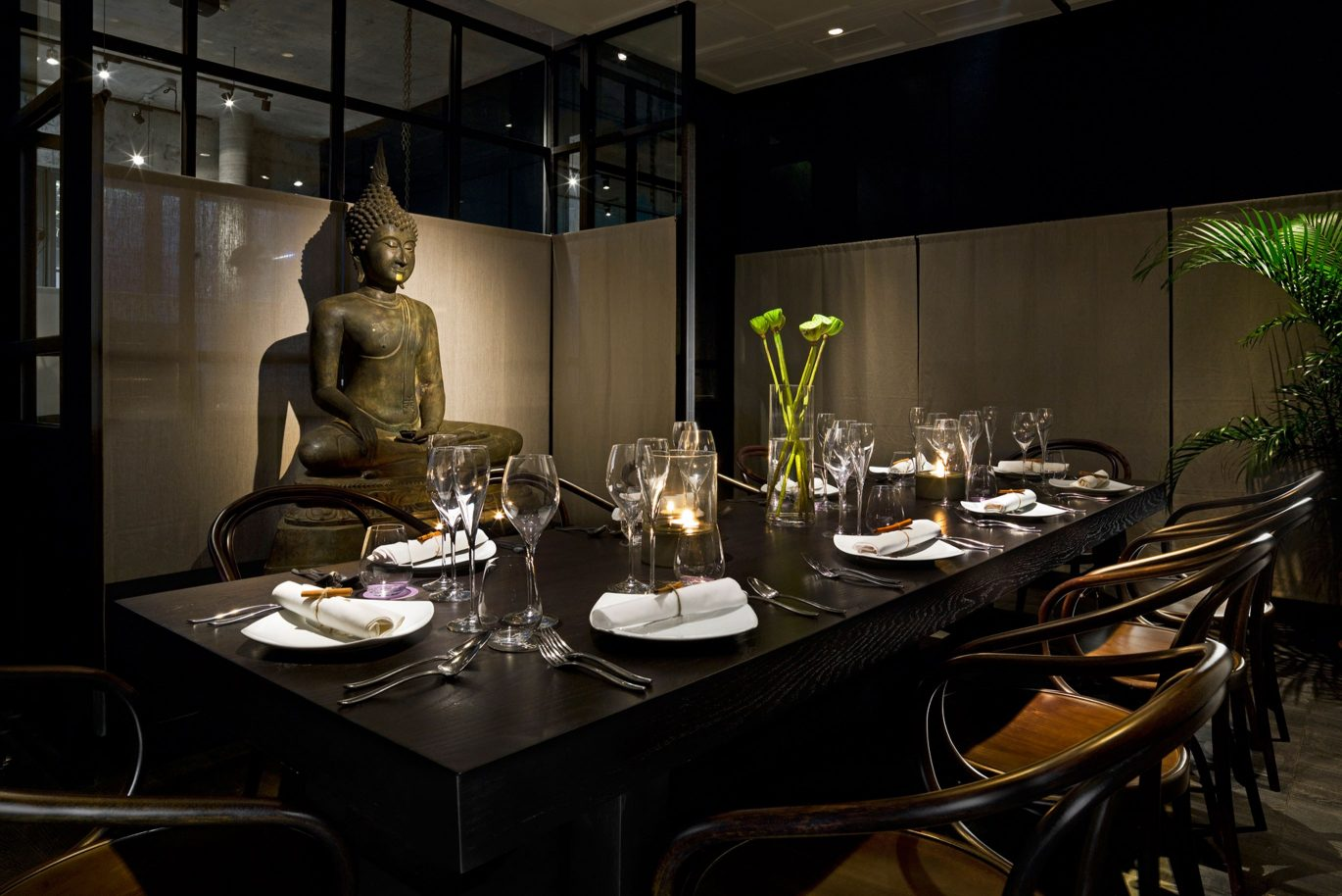 Kha Private Dining Room